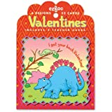 Dinosaur Valentine's Day Cards