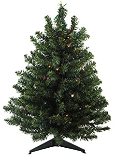 northlight prelit natural 2 tone pine artificial christmas tree with lights - Prelit Christmas Trees