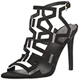Guess Womens Padton4 Heeled Sandal