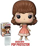 Funko Pop! Pee-Wee's Playhouse - Miss Yvonne Vinyl Figure (Bundled with Pop Box Protector Case)