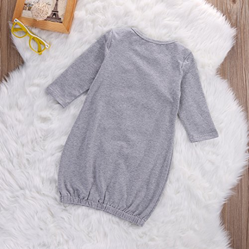 Newborn Baby Boy Girl Romper Sleeping Bag Pajama Sleepsack Outfit