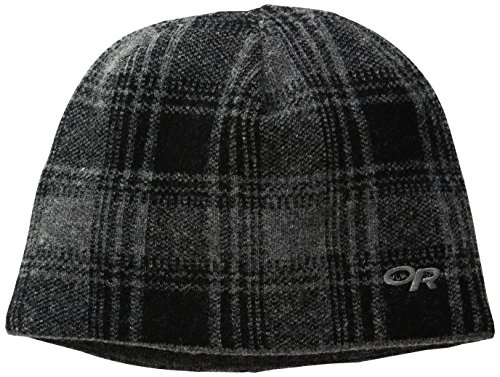 (Outdoor Research Svalbard Beanie, Charcoal/Black,)