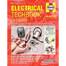 Motorcycle Electrical Manual, 3rd Edition Techbook: From basic electrical theory to complex electronic systems, this manual meets the needs of the professional and amateur technician