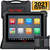 Autel MaxiSys Ultra Scanner Top Diagnostic Scan Tool, Intelligent Diagnostics, J2534 ECU Programming, 36+ Service, 5-in-1 VCMI, Active Test, Upgrade of MS908S Pro Elite/MS909/MS919 (US ONLY)