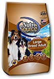 Nutri Source Large Breed - Adult - Lamb & Rice - 33 lbs