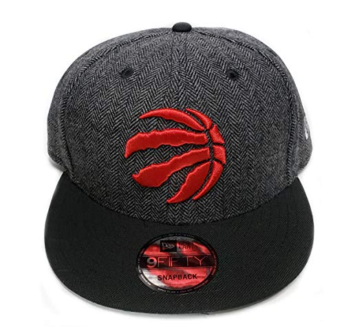 New Era Toronto Raptors 9Fifty Pattern Pop Adjustable Snapback Hat