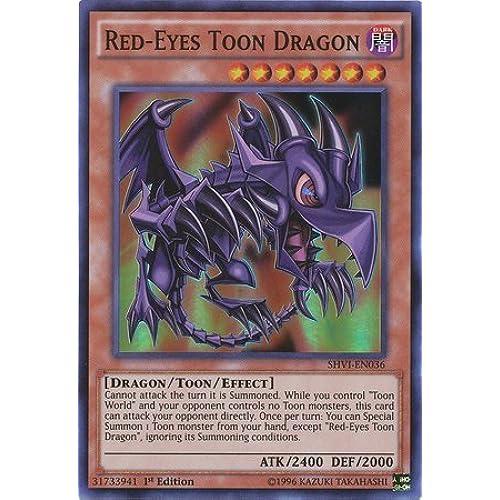 Yu Gi Oh Toon Cards: Amazon.com