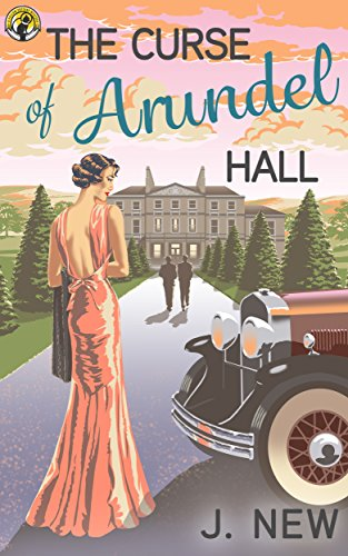 The Curse of Arundel Hall: A Yellow Cottage Vintage Mystery Book 2 (The Yellow Cottage Vintage Mysteries)