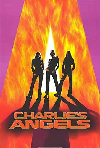 Image result for charlie's angels posters