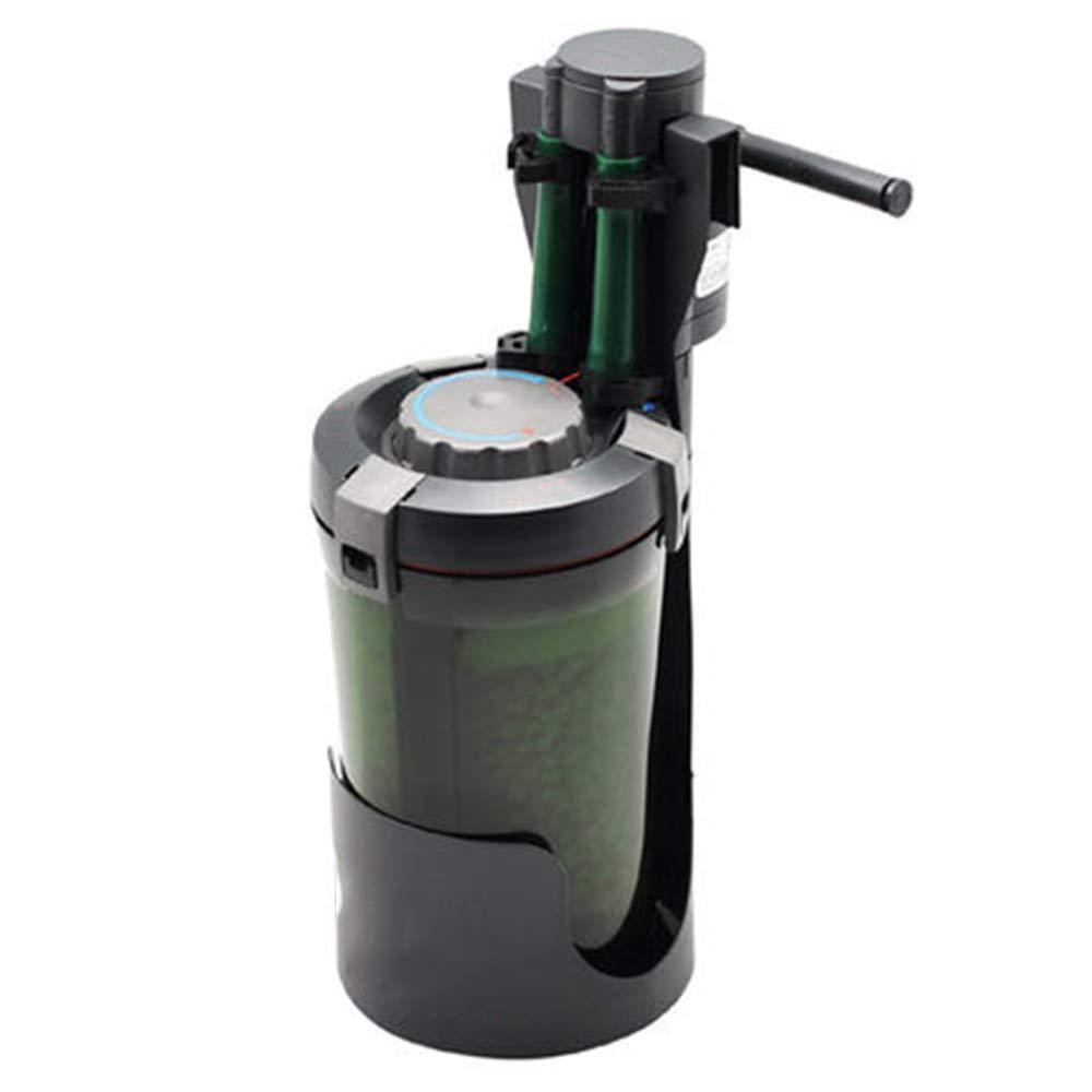 B 25.52414.2cm B 25.52414.2cm LIFUREN Fish tank filter delicate Filter bucket Small External hook up green (color   B, Size   25.5  24  14.2cm)