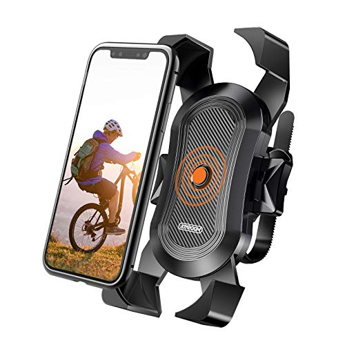 Bike-Phone-Mount-Secure-Lock-Bicycle-Cell-Phone-Holder-for-Mountain-Bike-Handlebar-Compatible-with-Most-4-68-inch-Smartphone