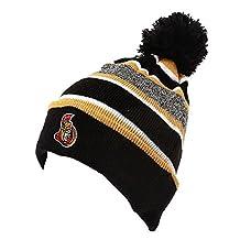 NHL Men's Ottawa Senators 2016 Pom Pom Hat