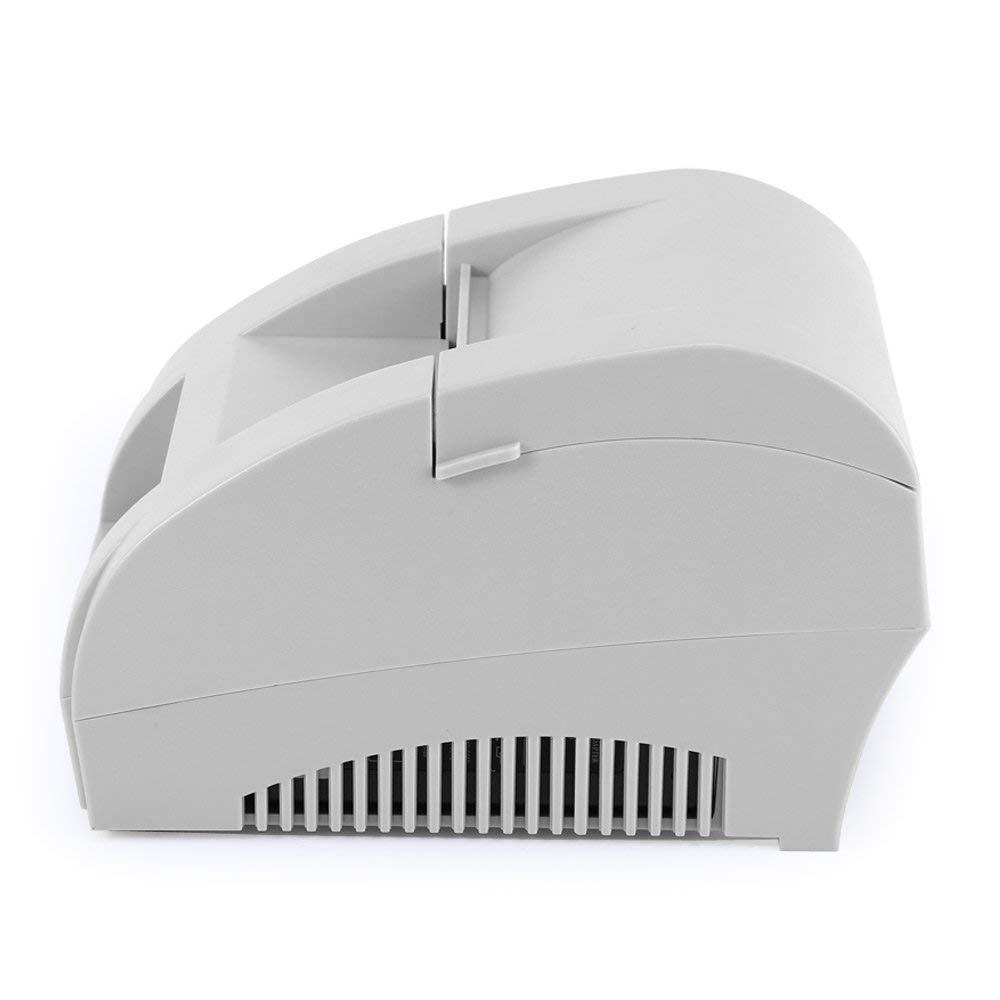 5890K Mini 58mm POS Receipt Thermal Printer with USB Port ZJ