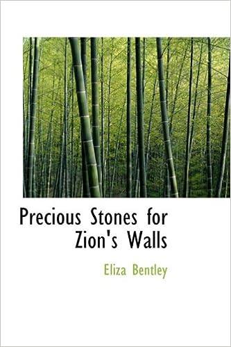 Book Precious Stones for Zion's Walls