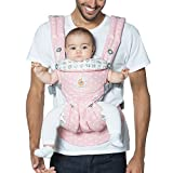 Ergobaby Omni 360 All-in-One Ergonomic Baby Carrier, Newborn to Toddler, Special Edition Hello Kitty, Play Time