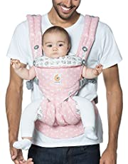 Ergobaby Omni 360 All-Position Baby Carrier for Newborn to Toddler with Lumbar Support