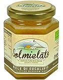 "Organic Raw Honey, ""Eucalyptus"", Unprocessed, Unheated, Imported from Sicily, Solmielato"