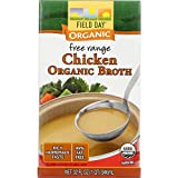 Field Day Broth Organic Chicken, 12 Count