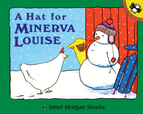 A Hat For Minerva Louise (Turtleback School & Library Binding Edition)