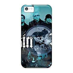 Brand New 5c Defender Case For Iphone (linkin Park)