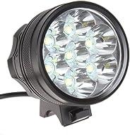 WindFire® Super Bright 7 X CREE XM-L T6 U2 8000Lm 3 Modes White LED Bike Lamp Cree LED Headlight Solid Bicycle