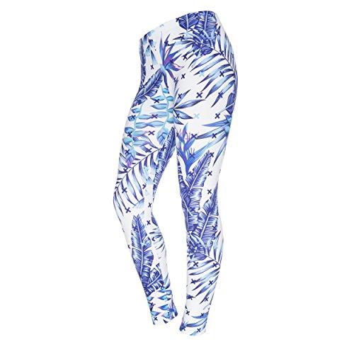 Who Cares Funny Leggings Company© Imprimé 3D Leggings Impression/Motif/Conception Taille unique Unisexe Printemps Été 2017 PURPLE ZERO