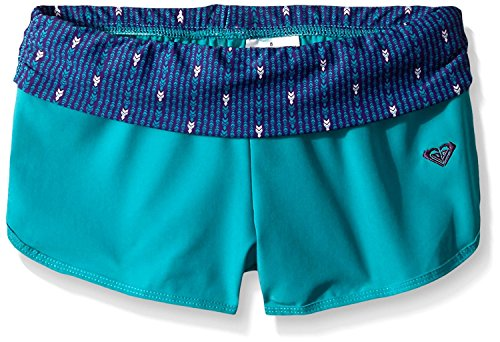 Roxy Big Girls Gypsy Board Shorts Lake Blue 16