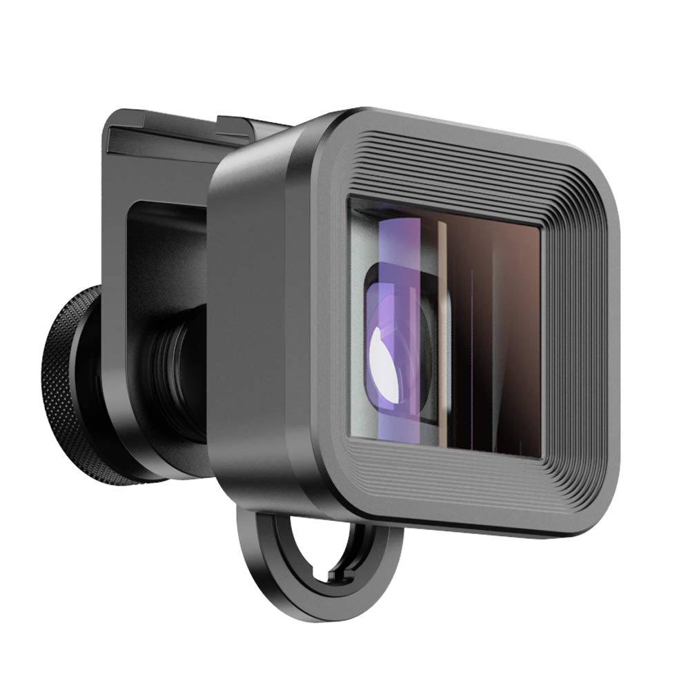 Apexel 1 33x Anamorphic Lens with Universal Clip for iPhone, Pixel, Samsung  Galaxy and OnePlus Camera Phones