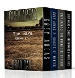 Grey Areas - The Saga (Books 1-4)
