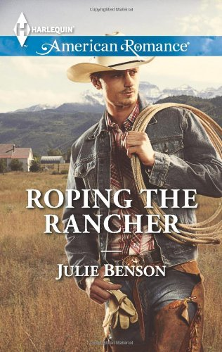 book cover of Roping the Rancher