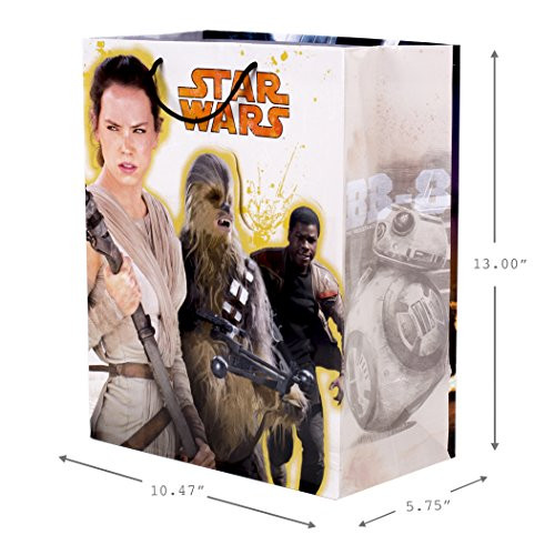 Hallmark-Large-Birthday-Gift-Bag-with-Card-and-Tissue-Paper-Star-Wars-Episode-VII