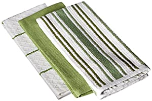 Kay Dee Designs Cafe Express 3PK Terry Towel Set