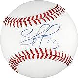 Salvador Perez Kansas City Royals Autographed Baseball - Fanatics Authentic Certified - Autographed Baseballs