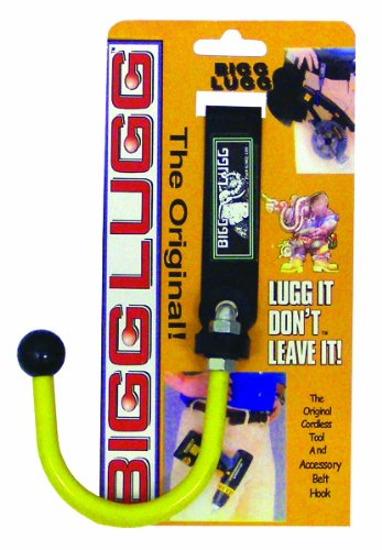 Bigg Lugg Power Tool Holder Belt (Power Tool Hooks)