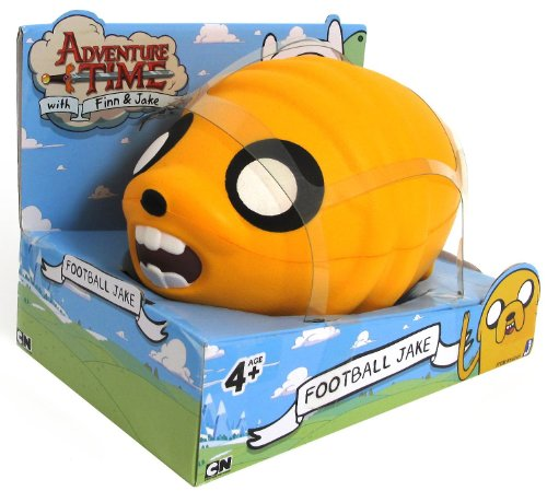 Football Jake: Adventure Time with Finn & Jake Play Series