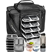 Meal Prep Bag Meal Prep Lunch Box - Insulated Lunch Bag Backpack Cooler Lunchbox - Lunch Boxes for Adults - Backpack for Men - Best Lunch Bags Cooler Bags Lunch Bag for Men