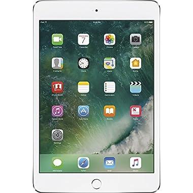 Apple MNY22LL/A iPad Mini 4 Wi-Fi, 32GB, Silver