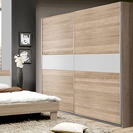 Camera da letto - Armadio metallico/armadio abuko 01, colore ...