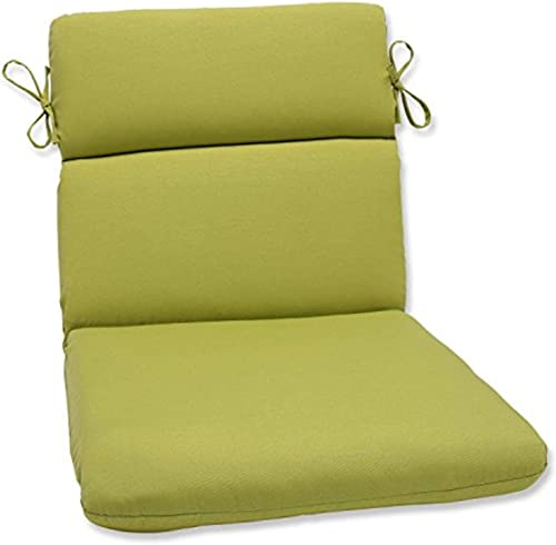 Pillow Perfect Outdoor/Indoor Fresco Pear Round Corner Chair Cushion Review