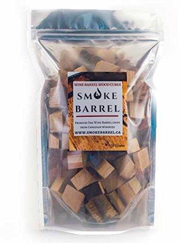 (Burgundy Oak Wine Barrel Wood Chips)