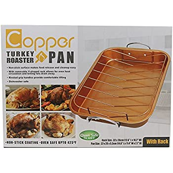 Amazon Com 12 Qt 14 In 1 Multi Use Copper Chef Wonder