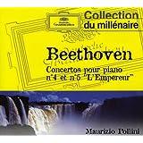 Beethoven : Concertos pour piano n° 4 et n° 5