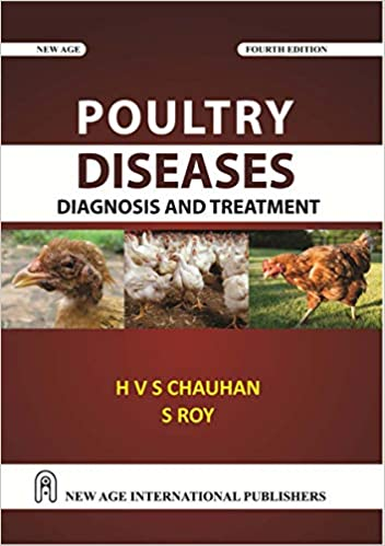 Buy Poultry Diseases, Diagnosis and Treatment Book Online at
