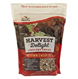 Manna Pro 0013690219 Harvest Delight Poultry Treat for Chicken, 2.5-Pound