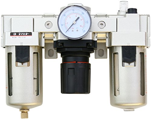 Buyers Products FRL12150 Pneumatic filter/Regulator/Lubricator Pneumatic)