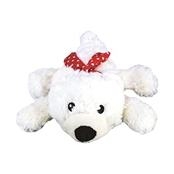 Kong Navidad Cozie Oso Polar: Peluches navideños para Perros: Amazon.es: Productos para mascotas