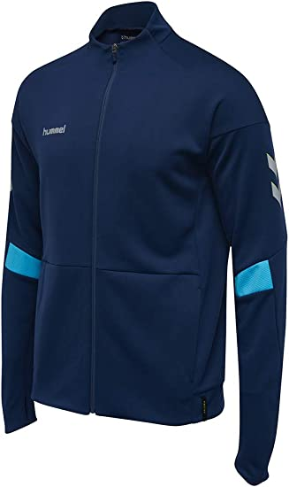 TALLA 3XL. hummel Tech Move Poly Zip Chaqueta, Hombre