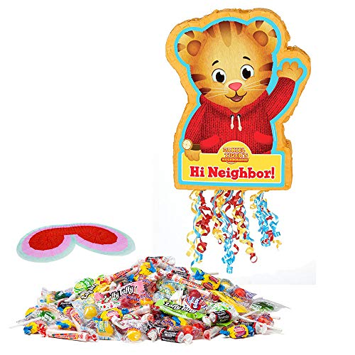 Costume SuperCenter Daniel Tiger's Neighborhood Pinata Kit