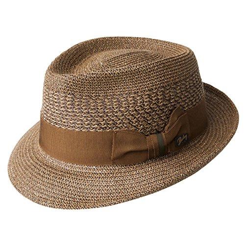 Bailey 81801 Mens Wilshire Hat, Copper-L