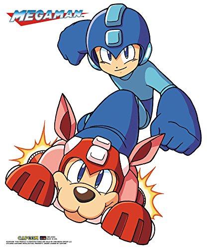 CWS Media Group Mega Man Game Wall Scroll Poster